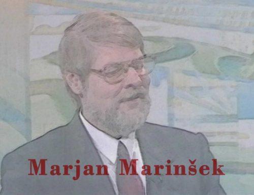 Marjan Marinšek