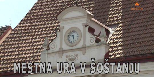 Mestna ura v sostanju