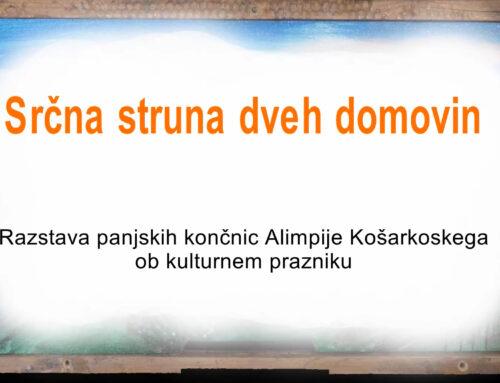 Srčna struna dveh domovin – Alimpije Košarkovski